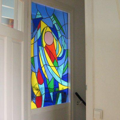 glas in lood modern