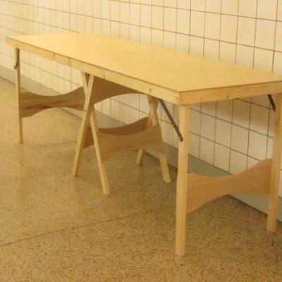inklapbare massage tafel