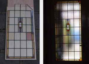 glas in lood nieuw en restauratie regio Amsterdam